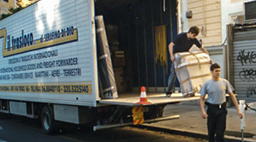 camion traslochi roma