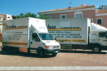noleggio furgoni per traslochi a roma